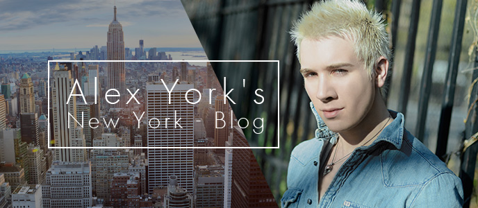 Alex York's Blog