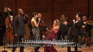 カーネギーホールで音楽の異文化交流!