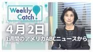 4月2日 Weekly Catch!
