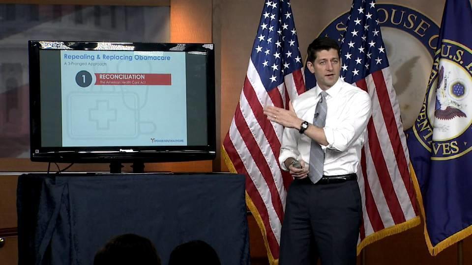 来年1400万人が無保険に?オバマケア代替案に反発相次ぐ