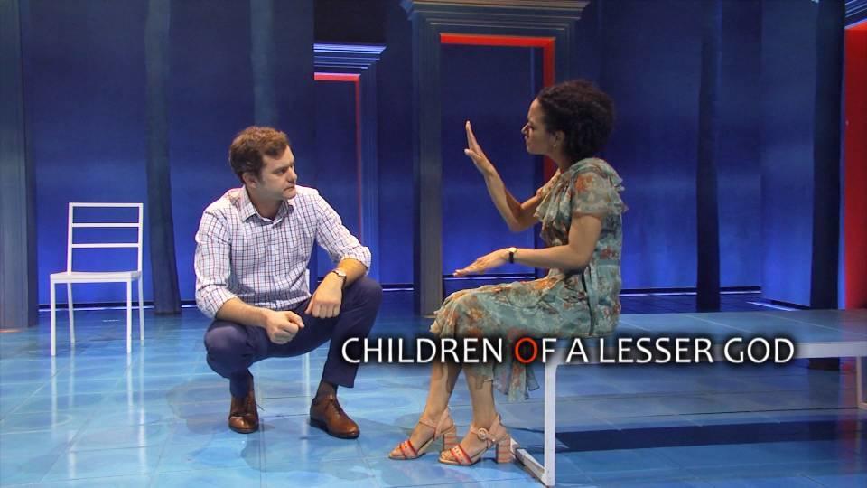 ブロードウェーで開幕!「Children of a Lesser God」
