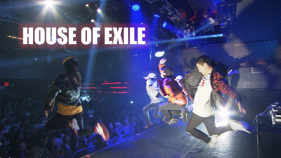 HOUSE OF EXILE & EXILEが教えるキッズクラス at EXPG NYC