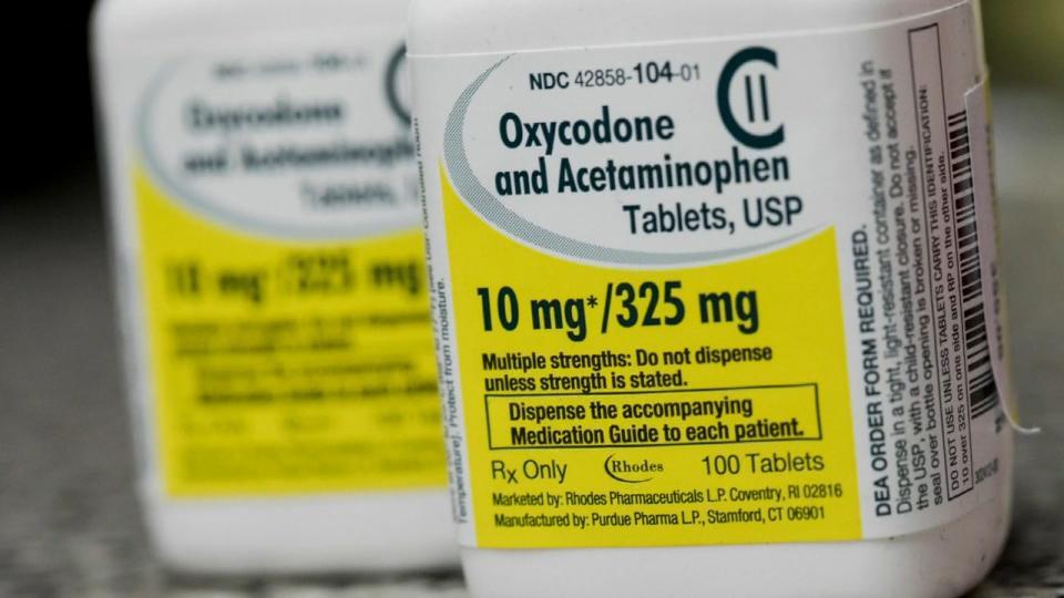 オピオイド系薬物問題で薬品販売会社を刑事訴追 / First criminal charge on opioid distributor