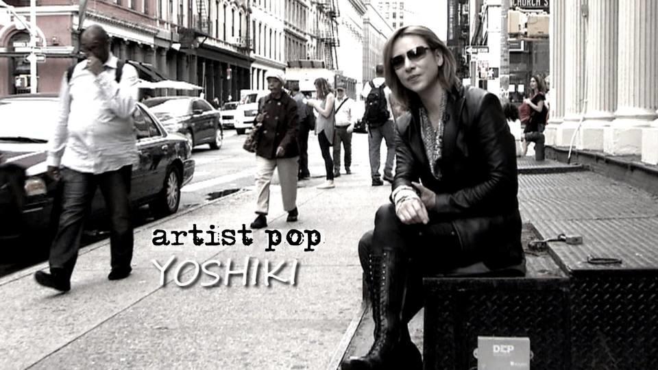 artist pop : YOSHIKI