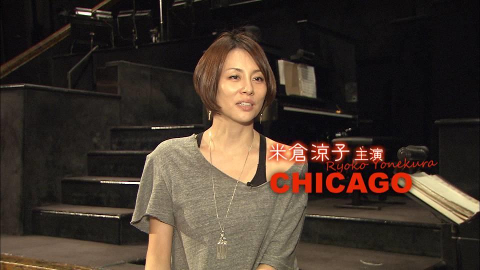 米倉涼子さんCHICAGO いよいよ公演スタート!