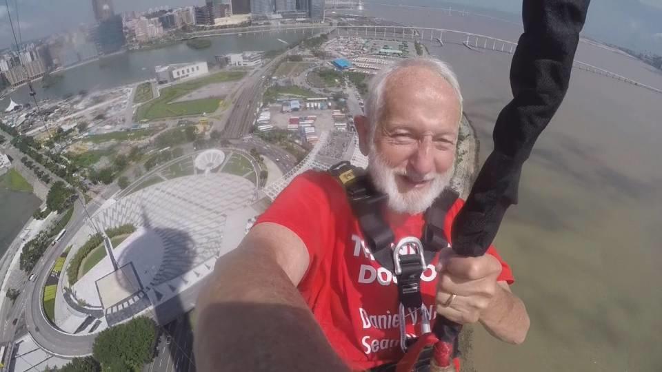 80歳のおじいちゃんの新たな挑戦