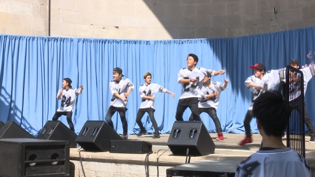 未来のスターEXPG BoyzのJapan Day出演に密着!/ An inside look at EXPG Boyz stage at Japan Day!