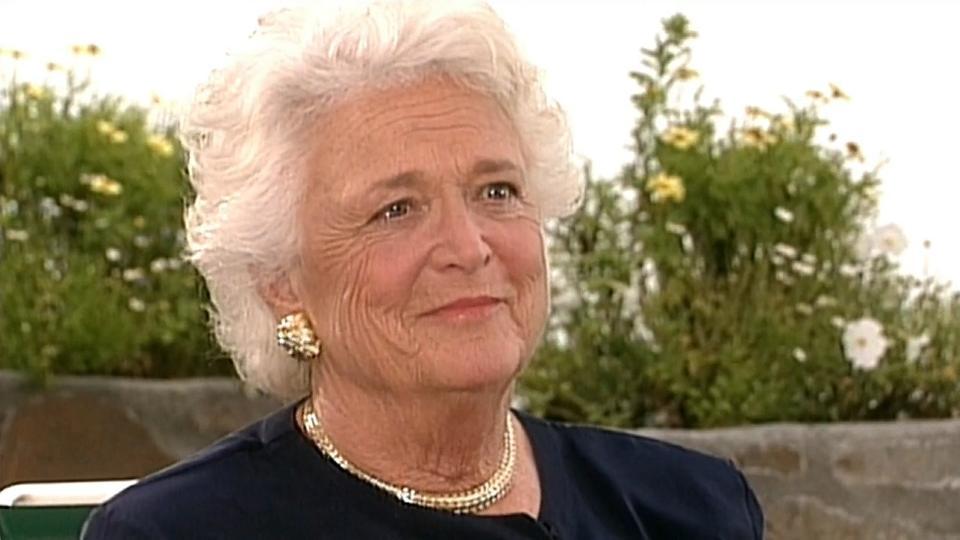 ブッシュ元大統領夫人 92歳で死去 / Barbara Bush dies at 92
