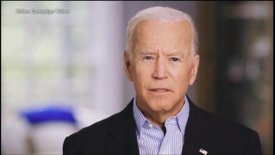 米大統領選 民主党の本命 バイデン氏が出馬 / Biden announces presidential run