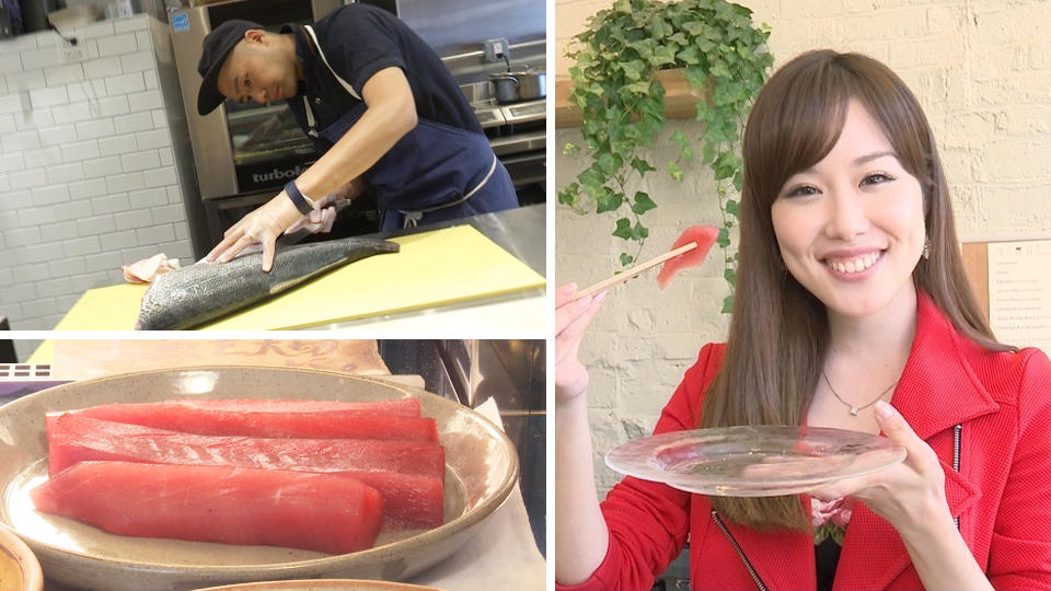 ブルックリン発 !「日本風」魚屋さん / A Japanese Style Fish Market! Fish Revolution from Brooklyn