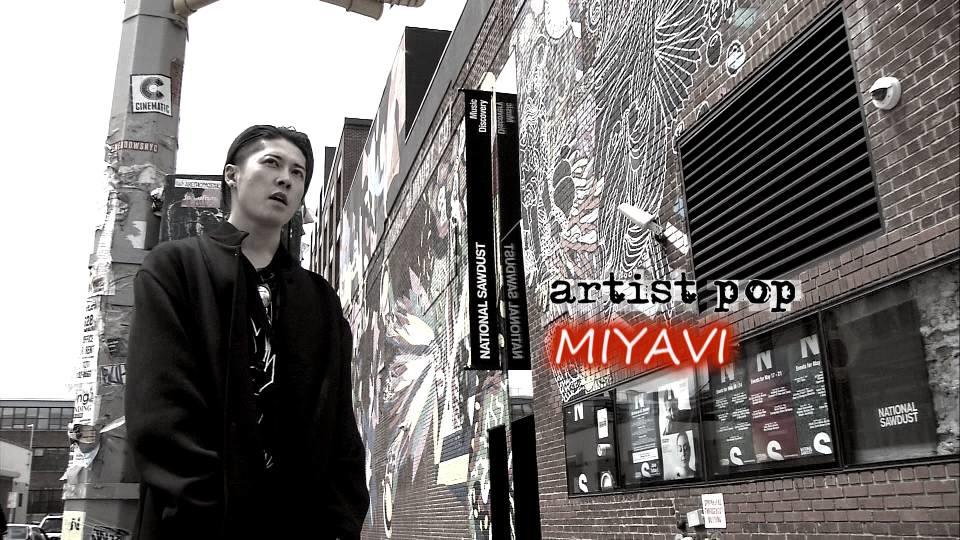 artist pop : MIYAVI