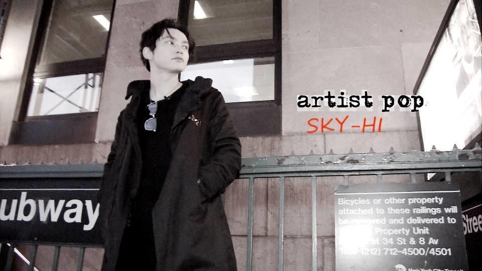 artist pop : SKY-HI