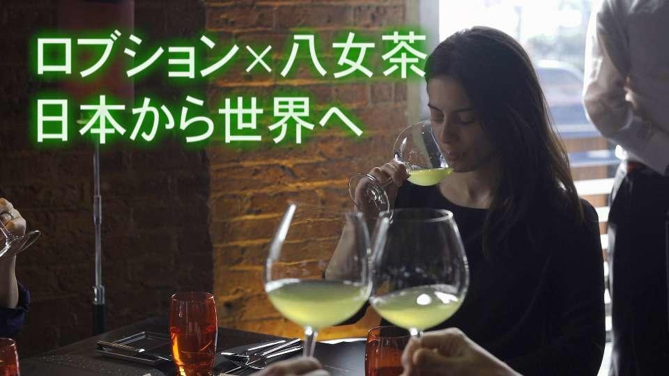 最高峰の日本茶 八女茶がニューヨークへ! / Best of the Best Japanese tea: Yame